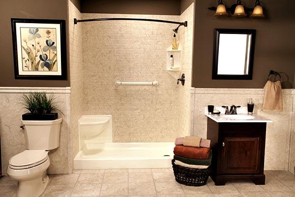 Walk In Showers Dayton Ohio Bath Masters Fairborn