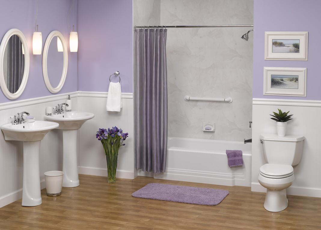 Bathroom remodeling dayton ohio - Bath Masters Dayton Acrylic Bathtub 11