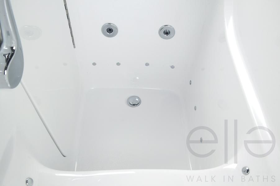 Ella Gel Coat Walk In Tubs - Bath Masters