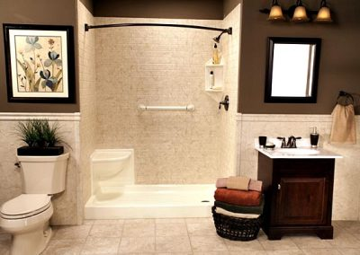 walk-in showers dayton, ohio